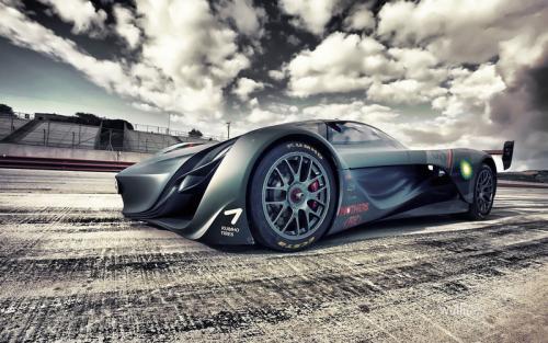 标致用新的超级跑车让勒芒回归