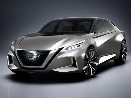 日产揭示电动IMk城市汽车概念