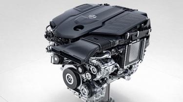2017梅赛德斯S级整容带来批发发动机升级