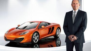 Ron Dennis陷入了迈凯轮技术组老板
