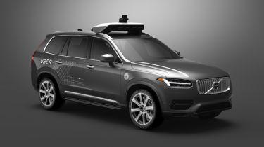 Uber在亚利桑那州崩溃后恢复自动驾驶汽车测试