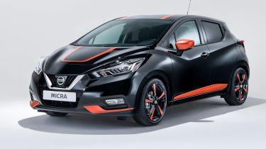 Nissan Micra Bose个人版在日产Supermini上发挥作用