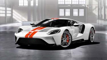福特GT:我们对福特的SuperCar所了解的一切