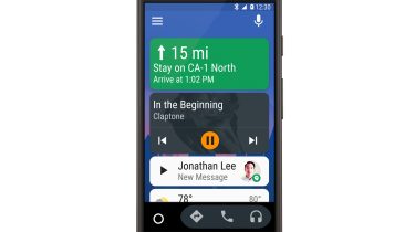 "Google将Android Auto与新应用程序带来""每辆车"""
