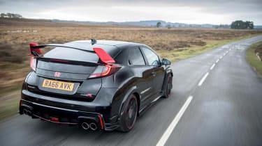 本田市民型R Black Edition结束了MK9 Civic生产