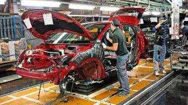 SMMT表示,Brexit导致英国汽车行业的投资较少