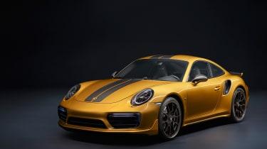 新的599BHP保时捷911涡轮增压器独家版透露