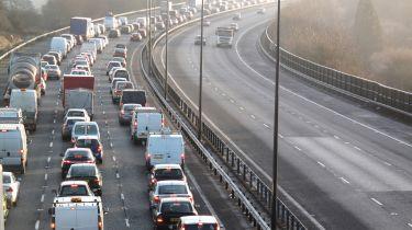 英国高速公路可以用污染隧道覆盖,以陷阱烟雾