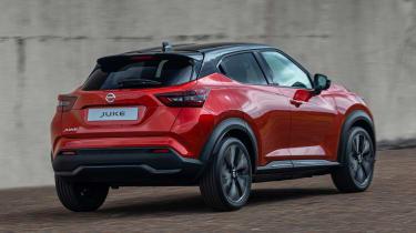 2019年日产Juke成本从£17,395