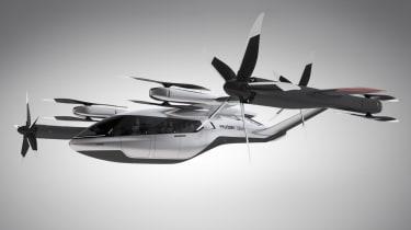 Hyundai在CES上揭示了自治飞行和骑马概念