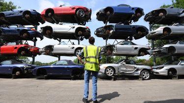 伦敦推出2500万英镑的汽车扰乱计划