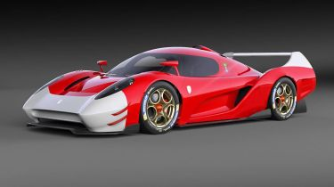 Glickenhaus Le Mans Hypercar揭幕